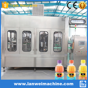 Machines for bottled beverage / drinking / juice production factory