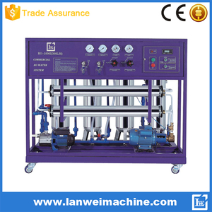 450L/H Reverse Osmosis System Water Treatment Equipment